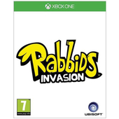 UBISOFT Rabbids Invasion, Xbox One