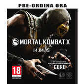 WARNER BROS Mortal Kombat X - Xbox One