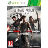 SQUARE ENIX Ultimate Action Triple Pack - Xbox 360
