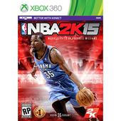 TAKE-TWO INTERACTIVE NBA 2K15, Xbox 360