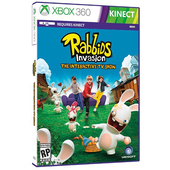 UBISOFT Rabbids Invasion, Xbox 360