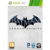 WARNER BROS Batman: Arkham Origins, XBox 360, ITA
