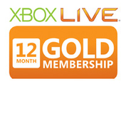 MICROSOFT Xbox 360 LIVE 12-Month Gold Subscription Card, ITA