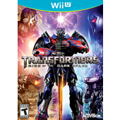 ACTIVISION Transformers: Rise of the Dark Spark, Wii U