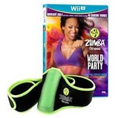 HALIFAX Zumba Fitness: World Party Bundle, Wii U