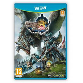 NINTENDO Monster Hunter 3: Ultimate, Wii U