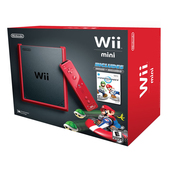 NINTENDO Wii Mini + Mario Kart