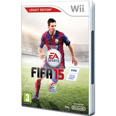 ELECTRONIC ARTS FIFA 15, Wii