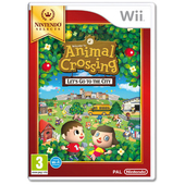 NINTENDO Animal Crossing: Let's Go to the City, Wii