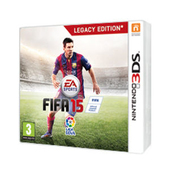 ELECTRONIC ARTS FIFA 15, 3DS