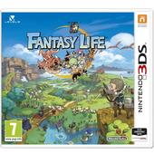 NINTENDO Fantasy Life, 3DS