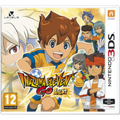 NINTENDO Inazuma Eleven GO: Light, 3DS