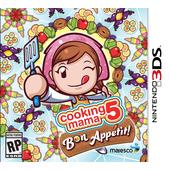 NINTENDO Cooking Mama 5: Bon Appétit!, 3DS