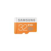 SAMSUNG 32GB, MicroSDHC EVO