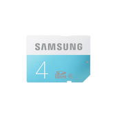 SAMSUNG 4GB, SDHC Standard