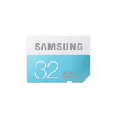 SAMSUNG 32GB, SDHC Standard