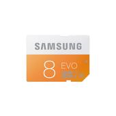 SAMSUNG SD Evo 8GB