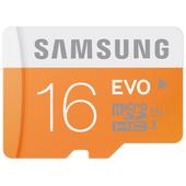 SAMSUNG EVO 16GB MicroSDHC Class 10