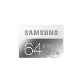 SAMSUNG 64GB, SDXC, Pro