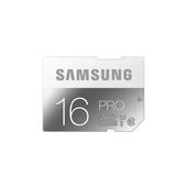 SAMSUNG 16GB, SDHC, Pro