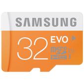 SAMSUNG EVO 32GB MicroSDHC Class 10
