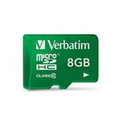 VERBATIM 8GB Tablet microSDHC Class 10