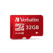 VERBATIM 32GB Tablet microSDHC Class 10