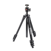 MANFROTTO MKCOMPACTLT-BK treppiede