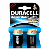 DURACELL C Ultra Power (2pcs)