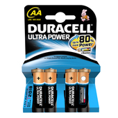 DURACELL AA Ultra Power (4pcs)