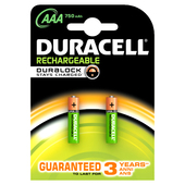 DURACELL Regular AAA 2-pack