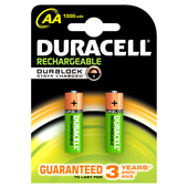 DURACELL Stays Charged, AA