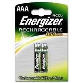 ENERGIZER Rechargeable AAA 2 - pk