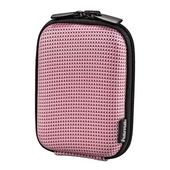 "HAMA ""Hardcase Two Tone"" Camera Bag, 60 H, pink"
