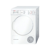 BOSCH WTW84107IT asciugatrice