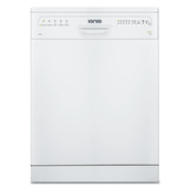 IGNIS LPA58EG/WH lavastoviglie