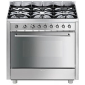 SMEG C91GMXI-2 cucina