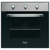 HOTPOINT-ARISTON EHS51 KX/HA forno