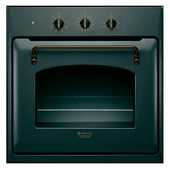 HOTPOINT-ARISTON FT 820.1 (AN)/HA S forno