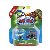 ACTIVISION Skylanders Trap Team: Whisper Elf & Barkley Pack