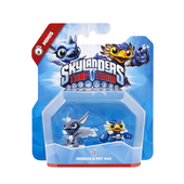 ACTIVISION Skylanders Trap Team: Breeze & Pet Vac Pack
