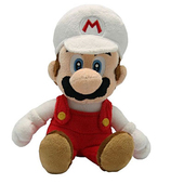 BG GAMES Mario Bros Plush - Fire Mario