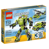 LEGO Creator Le super robot 223pezzi