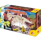 LISCIANI Discovery scava il T-rex
