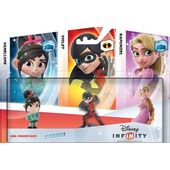 NAMCO BANDAI GAMES Disney Infinity - Girl Power Pack