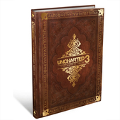SHARDAN Uncharted 3 Collector's Edition