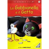 CECCHI GORI COMMUNICATIONS La Gabbianella E Il Gatto, DVD