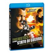 EAGLE PICTURES True Justice - Stato Di Guerra (2012), Blu-ray