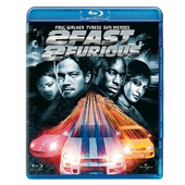 UNIVERSAL PICTURES 2 Fast 2 Furious (Blu-Ray+Digital Copy), (2003)