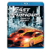 UNIVERSAL PICTURES The Fast and Furious: Tokyo Drift (2006), Blu-Ray